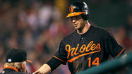 Orioles left fielder Nolan Reimold's MRI reveals more questions than answers