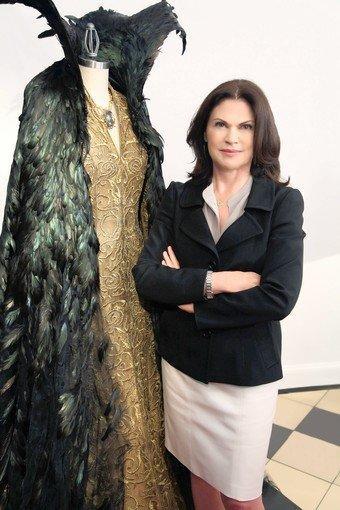 Costume designer Colleen Atwood.