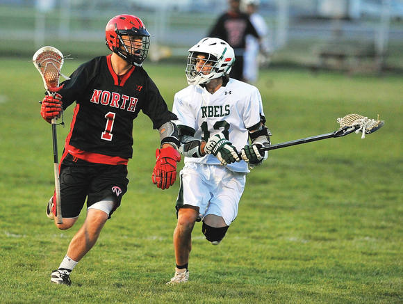 All-county boys lacrosse