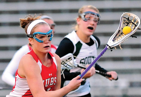 Player of the Year: Leah Peterson, North Hagerstown