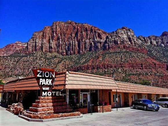 Zion Park Motel in Springdale, Utah