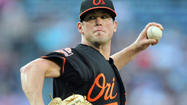 Orioles' winning streak snapped by the Braves