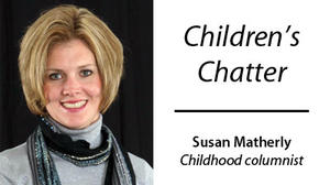 CHILDREN'S CHATTER: Creating your child's personal library