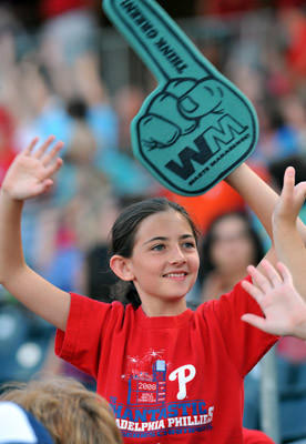 Lehigh Valley IronPigs fans enjoy a baseball game held at Coca Cola Park in Allentown on Saturday.