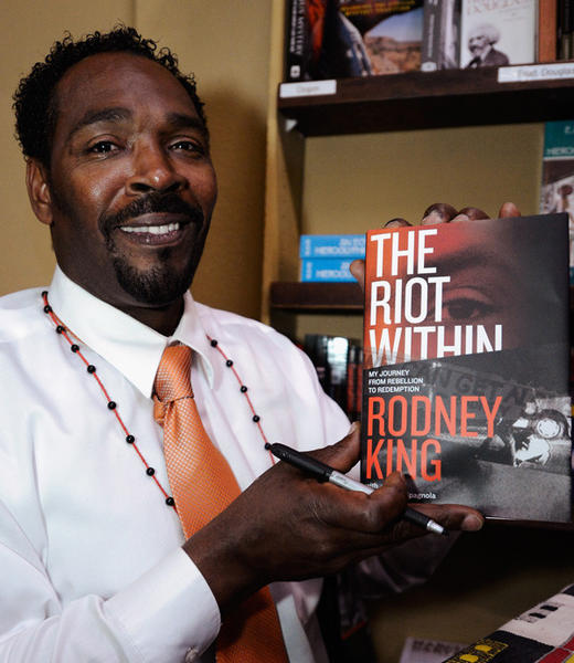 Notable deaths from 2012: Rodney King passed away on June 17, reportedly from drowning in his swimming pool. The 1992 beating of King sparked the L.A. riots that left more than 50 dead.