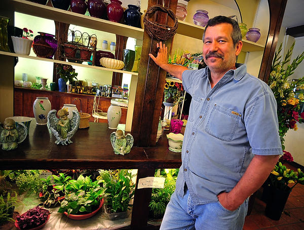 Pat O'Brien is moving his Ben's Flower Shop from 49-53 S. Potomac St. in downtown Hagerstown to Long Meadow Shopping Center in the city's North End.