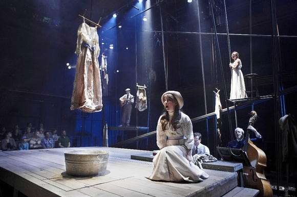 """""""Eastland: The Musical"""" at Lookingglass Theatre."""
