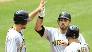 CLEVELAND (AP) — Pedro Alvarez had one of his best games yet. Still, it was a win by the Pittsburgh Pirates that had him really excited.