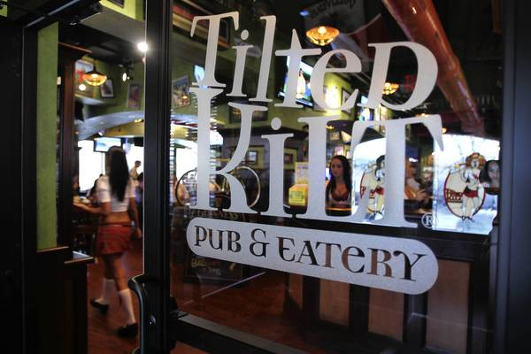 Developer Ted Mavrakis is considering bringing a Tilted Kilt Pub & Eatery to Morton Grove. Some residents oppose the idea, saying the restaurant's style clashes with the village's family-friendly appeal.