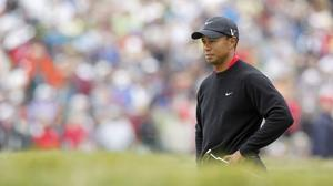 Rough weekend at Olympic extends Tiger Woods' drought