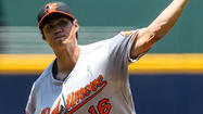 Orioles lefty Wei-Yin Chen showing ability to improve his arsenal