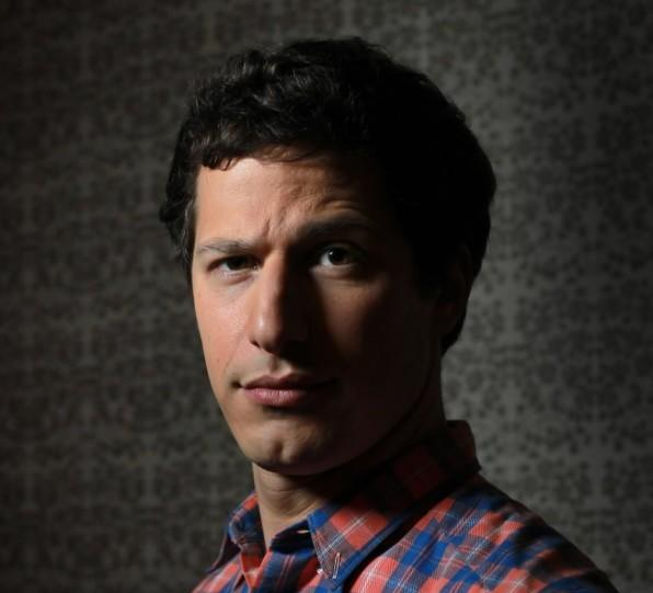 """Andy Samberg promotes """"That's My Boy"""" June 12, 2012 at the Peninsula Hotel."""
