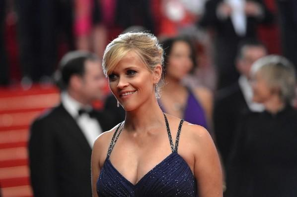 Actress Reese Witherspoon at the 65th Cannes film festival May 26, 2012 in Cannes.