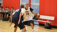 Frankamp named to USA Basketball National Development Team