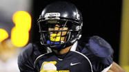 Catonsville running back DeAndre Lane discusses his Terps pledge