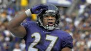 Ray Rice has number retired by old high school