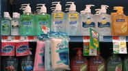 Soap, toothpaste and mouthwash may fight germs, but it also could make your child prone to allergies, new research has found.