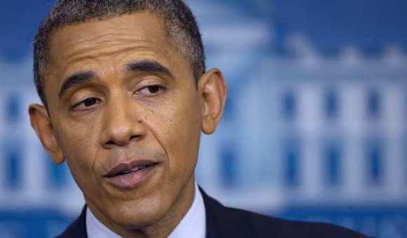President Obama talks about the economy