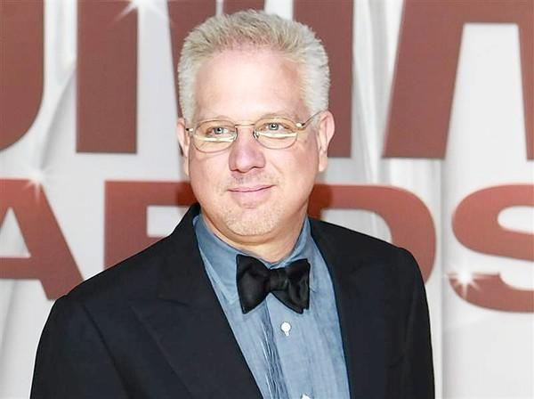 Commentator Glenn Beck arrives at the 45th Country Music Association Awards in Nashville.