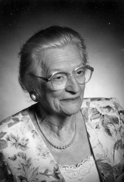 Alma P. Matheson