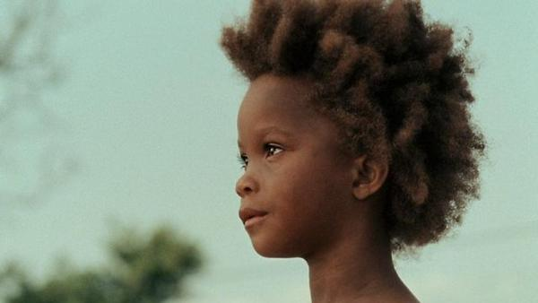 "Quvenzhan Wallis stars in ""Beasts of the Southern Wild."""