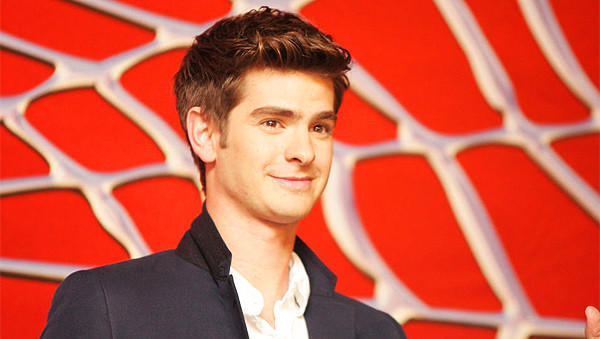 Andrew Garfield: The new 'Amazing Spider-Man'