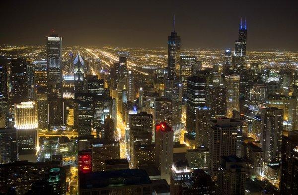 Airfares to Chicago average $339, down 4.4%, and $305 to Midway, according to Priceline spokesperson Brian Ek.