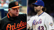 A closer look at Buck Showalter, R.A. Dickey and redemption