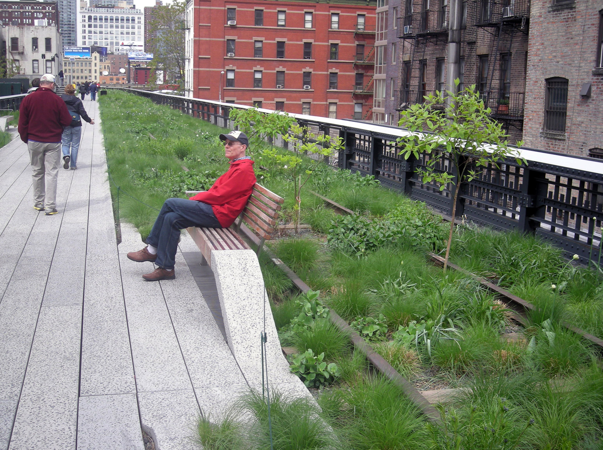 Pictures: High Line Trail in New York City - High Line Trail in New York City
