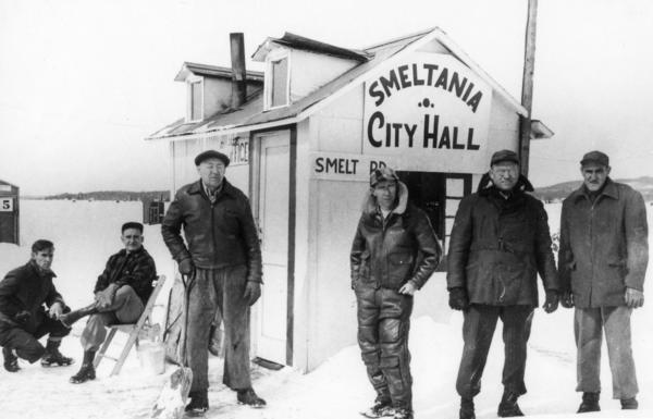 The history of Boyne City's Smeltania will be the subject of the Charlevoix County History Preservation Society program on Monday, June 25, at the Boyne City library.