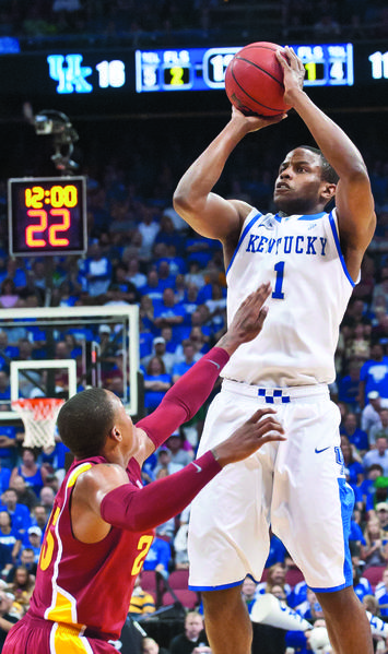 Former Kentucky guard Darius Miller has had six workouts with NBA teams and has picked an agent, but his father says he still has no real idea where he may go in the NBA draft.
