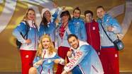 2012 London Olympics uniforms