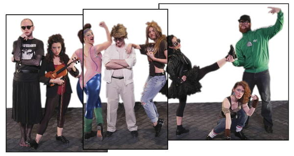 """Chicago Tap Theatre's """"Totally Tap-ular!"""""""