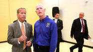 Gov. Scott at Board of Governors meeting