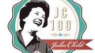 "<a href=""http://www.juliachildfoundation.org/"">Julia Child</a> would have been 100 on Aug. 15, and though the beloved star of television's ""The French Chef"" died in 2004, she is clearly not forgotten. <a href=""http://aaknopf.tumblr.com/"">Alfred A. Knopf</a>, Child's longtime publisher, is whooping it up on social media with a centenary celebration called JC100."