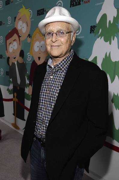 Norman Lear, the legendary television writer and producer who founded People for the American Way, is seen here in 2011.