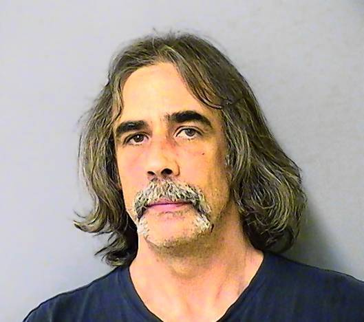 James Robert Wesolaski, 51, of the 1100 block of South Wolf Road, Des Plaines is jailed in an animal cruelty case and parole violation.