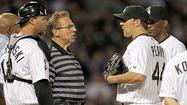 Are Mark Buehrle's old friends about to start missing him?