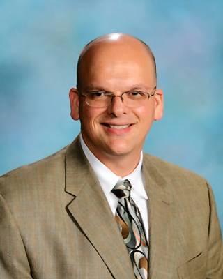 Stevenson High School Principal John Carter