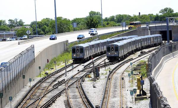 The CTA announced Tuesday that it had received a $20 million federal grant that help pay for a $140 million project to upgrade and expand the 95th Street terminal.