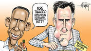President Obama's no-deportation plan gives Mitt Romney heartburn