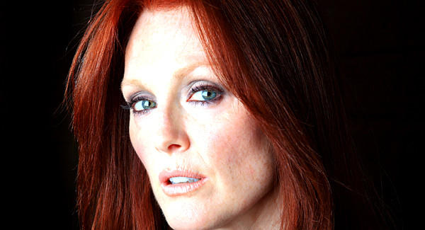 Actress Julianne Moore.