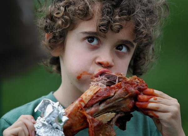 There will be no turkey legs offered up at this year's Taste of Chicago.