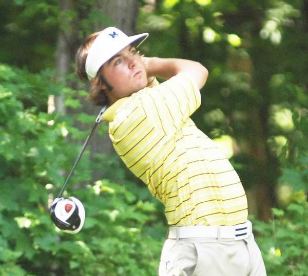 Joey Garber of Petoskey is seeking his second Michigan Amateur title this week at Oakland Hills Country Club in suburban Detroit. Garber won the crown in 2010, and finished second last year.