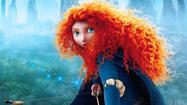 "The heather on the hill and other scenic Scottish glories never looked lovelier than in the animated realm of ""Brave,""the gorgeous if awkwardly plotted new film from Pixar Animation Studios and the ruling clan of Disney."