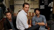 Channing Tatum, Matthew McConaughey and Joe Manganiello