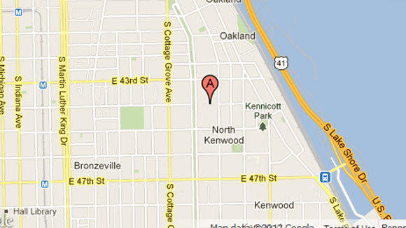 Boy shot in North Kenwood