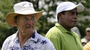 Pictures: 2012 Travelers Championship Celebrity Pro-Am