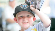 Pictures: IronBirds Opening Day