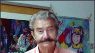 "<a title=""LeRoy Neiman"" href=""http://www.latimes.com/topic/arts-culture/leroy-neiman-PEHST001449.topic"">LeRoy Neiman</a>, a wildly successful American artist who was famous for his colorful portraits of athletes in motion and who became an artistic fixture at such major sporting events as the Olympics and the <a title=""Super Bowl"" href=""http://www.latimes.com/topic/sports/football/super-bowl-EVSPR000004.topic"">Super Bowl</a>, has died. He was 91."